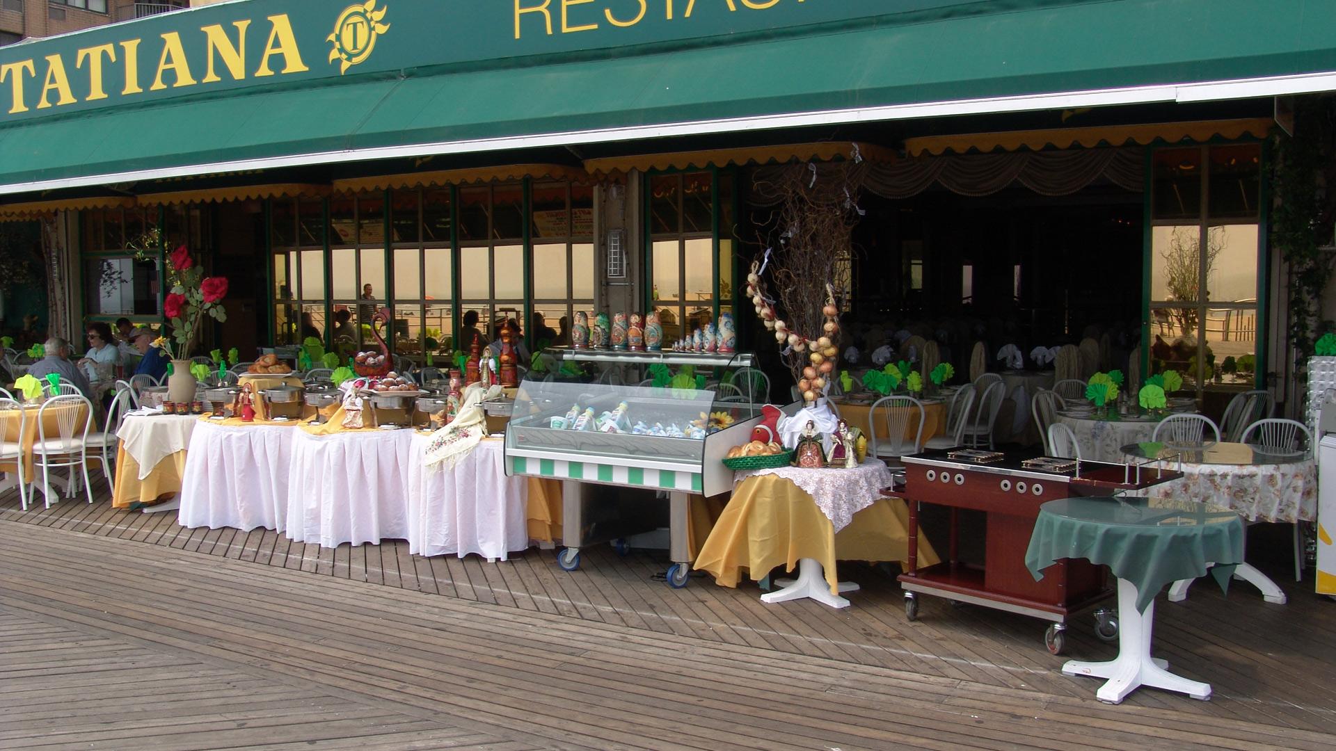 TATIANA Restaurant | New York | Miami |