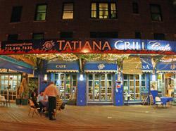 TATIANA Restaurant   New York   Miami  